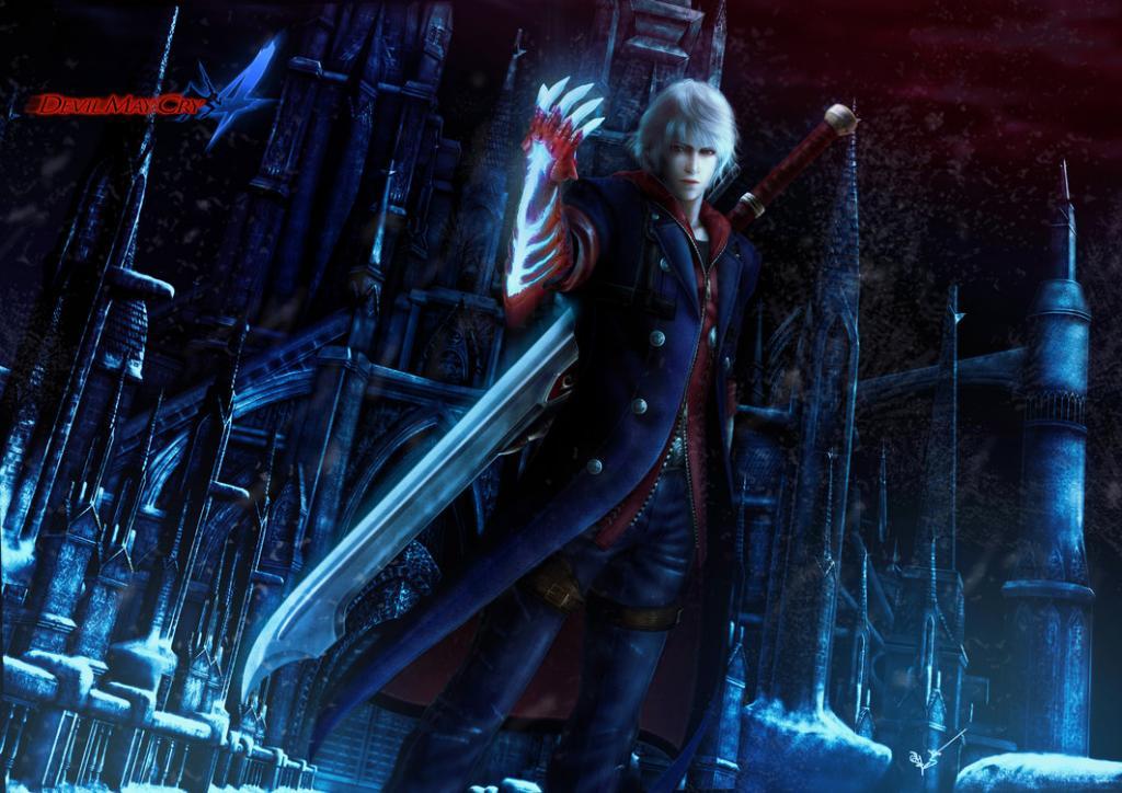 Portrait de Nero